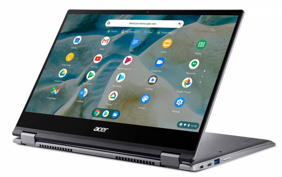 Acer introduces its first Chromebook with Ryzen Mobile 31