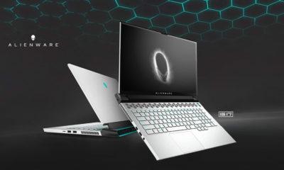 Alienware CES 2021 portátiles gaming