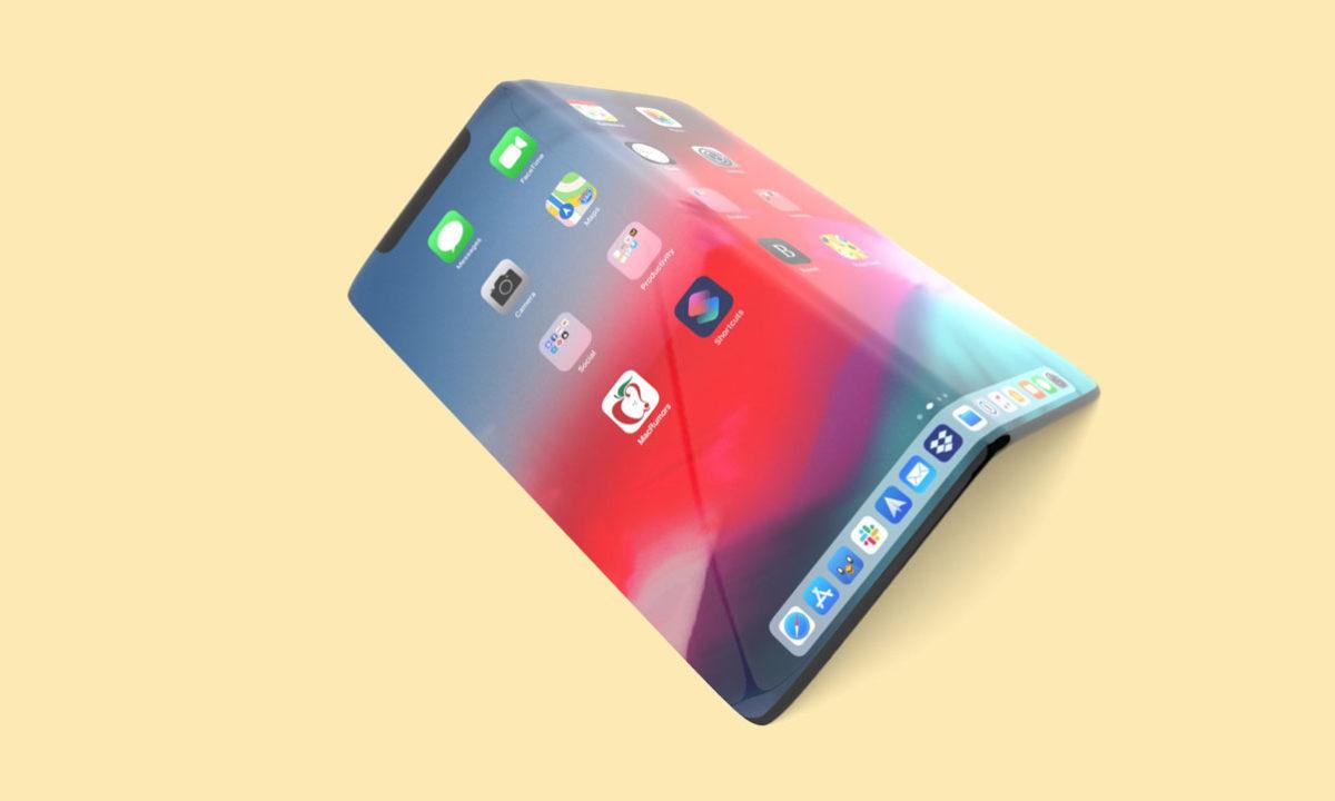 Apple iPhone plegable