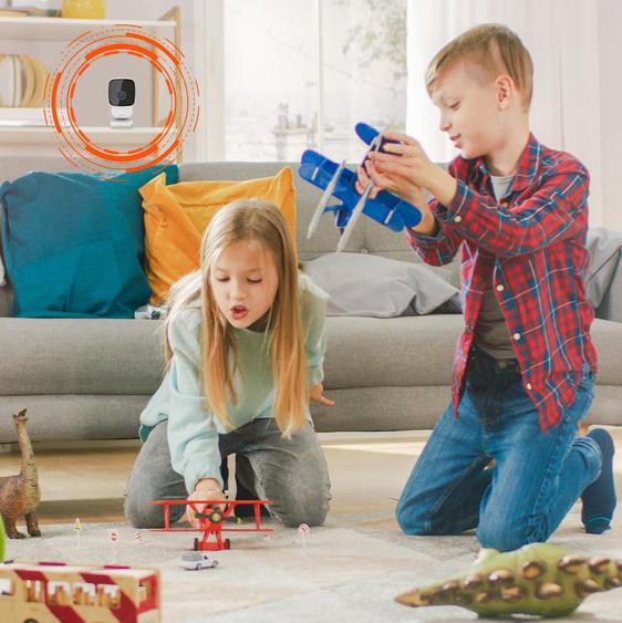 Gigaset presents new smart home camera 33