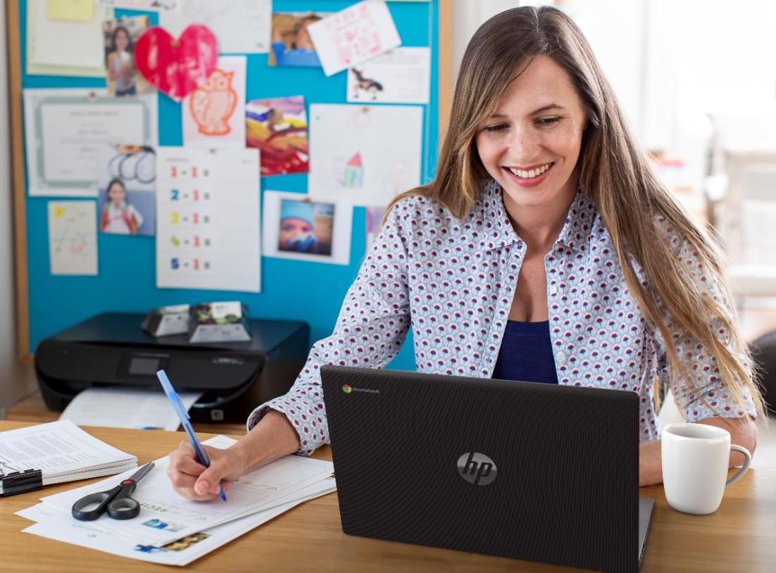 HP presenta cinco nuevos Chromebooks para el sector educativo 29