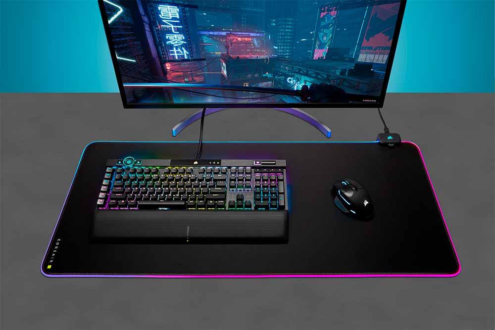 Corsair MM700 RGB: amplía el campo de juego