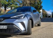 Toyota C-HR 180H, intensidad 105