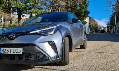 Toyota C-HR 180H, intensidad 18