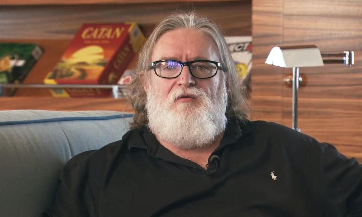 Gabe Newell entrevista nuevos juegos Valve