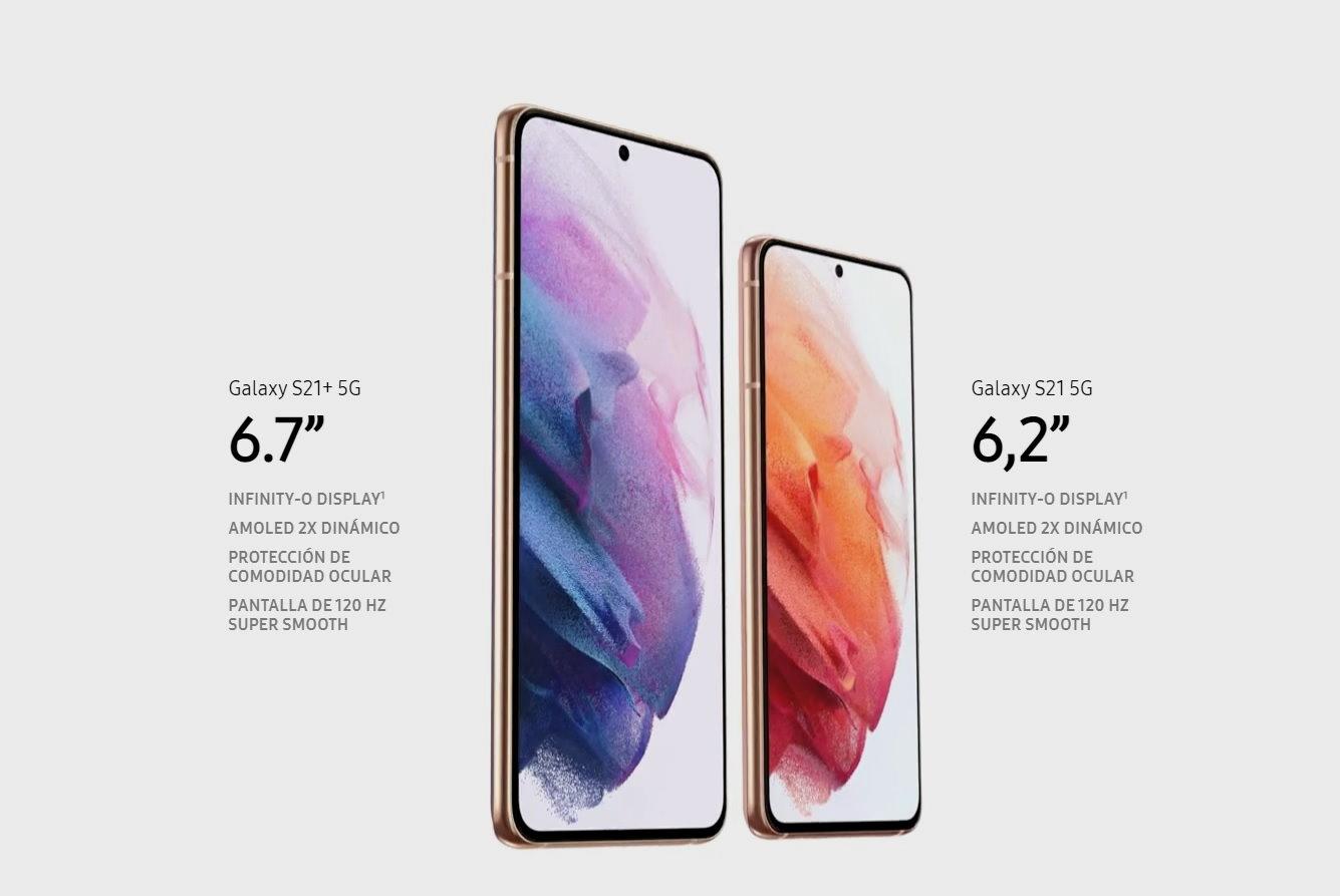 Samsung Galaxy S21 Ultra portada