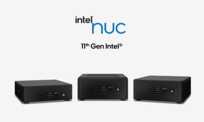 Intel NUC 11 Tiger Lake-U Mini PC