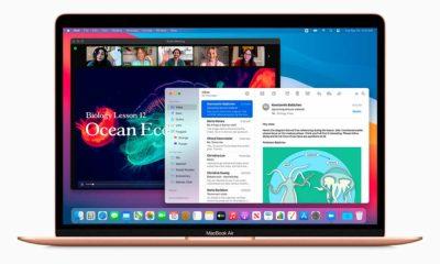 Apple se plantea emplear MacBooks y iPads como cargadores inalámbricos