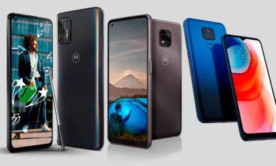 Motorola presenta los nuevos G Stylus, G Power y G Play