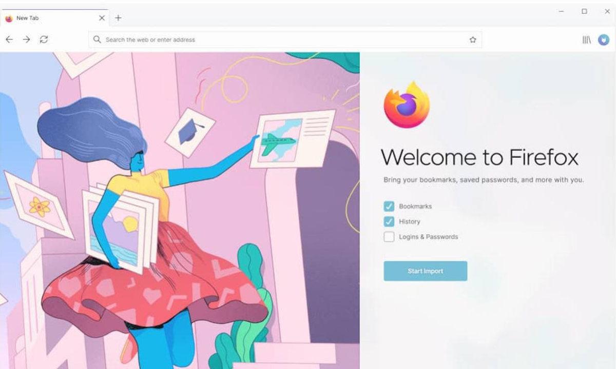 Mozilla Firefox Proton