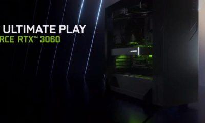 NVIDIA confirma su RTX 3060 con 12 GB de RAM GDDR 6