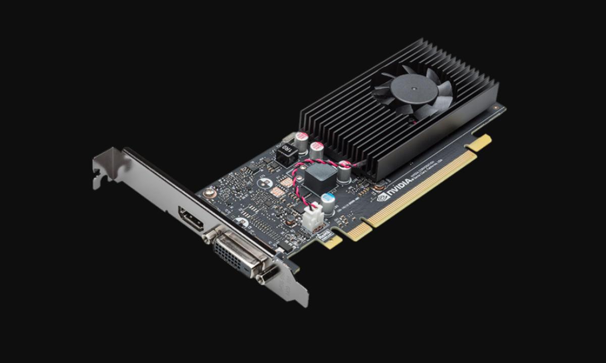 NVIDIA GeForce GT 1010