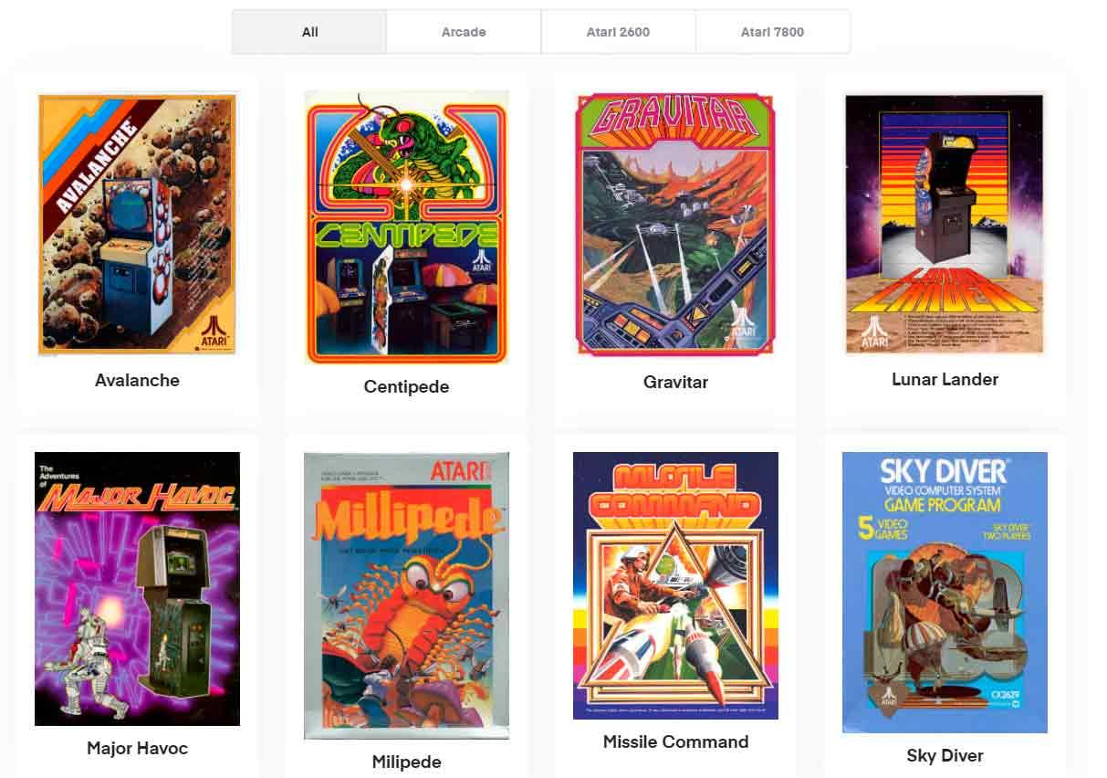 Plex Arcade: nostalgia gamer as a service