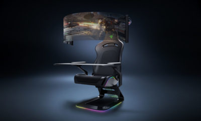 Razer Project Brooklyn Silla Gaming