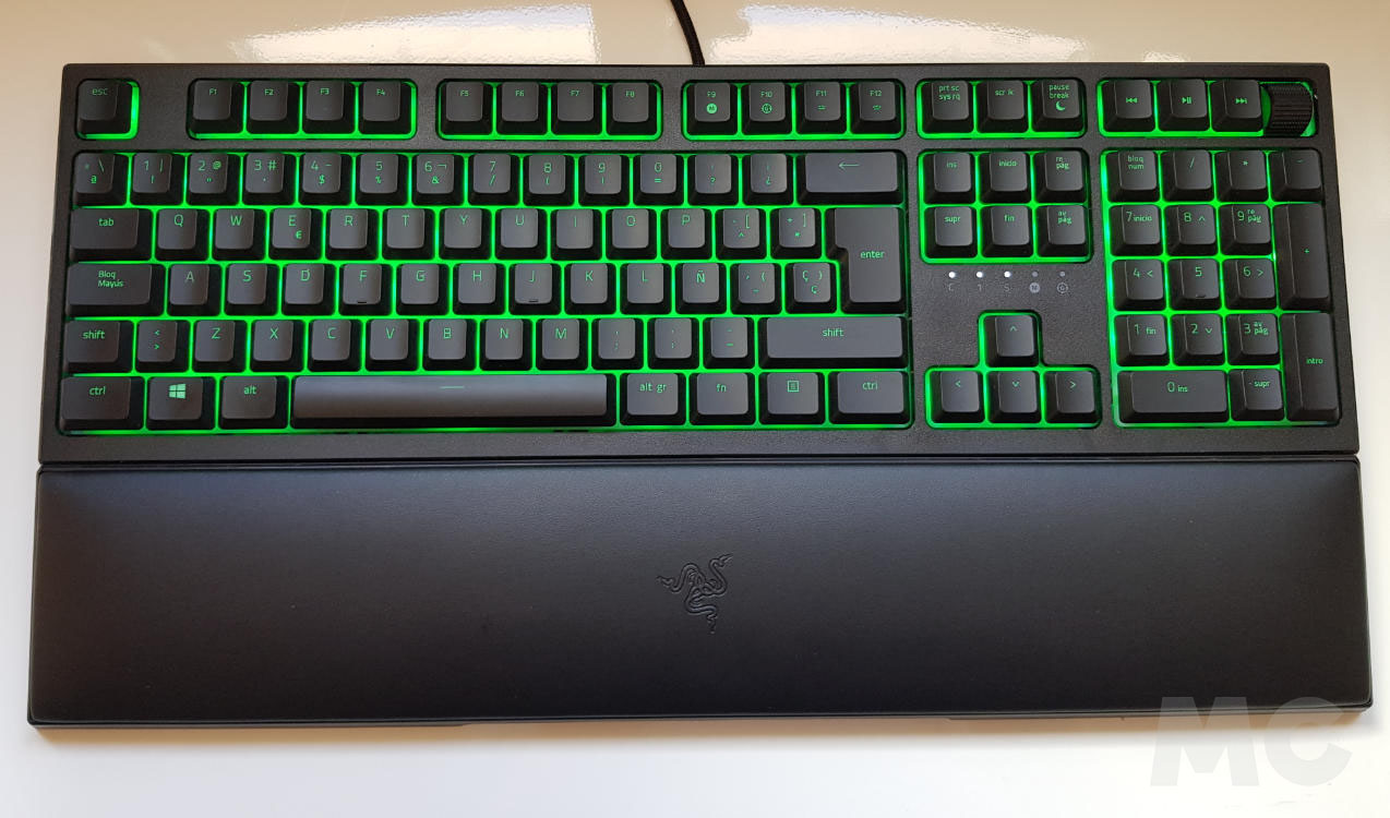We reviewed the Razer Ornata V2 Mechanical or membrane keyboard?  42