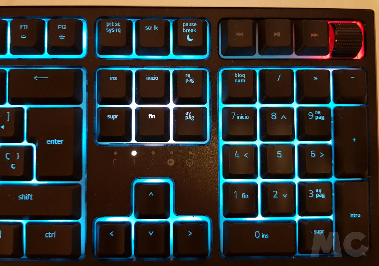 We reviewed the Razer Ornata V2 Mechanical or membrane keyboard?  38