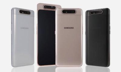 Samsung Galaxy A82 5G camara deslizante