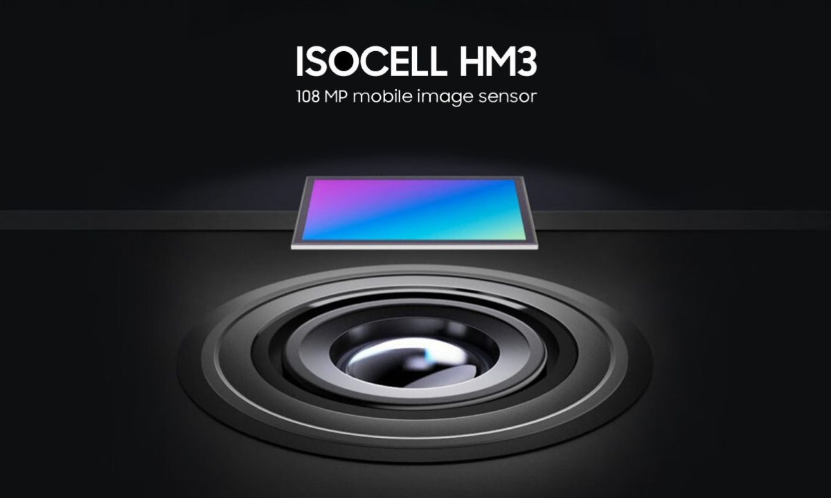 Samsung Galaxy S21 ISOCELL HM3 108MP