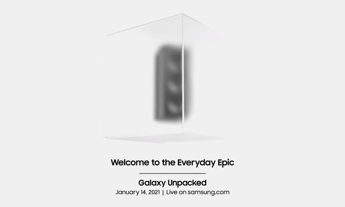 Samsung Galaxy Unpacked 2021 Galaxy S21 fecha
