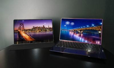 Samsung pantallas OLED 90Hz portátiles