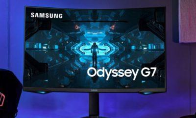 Samsung Odyssey G7, análisis: sumérgete en el juego 20