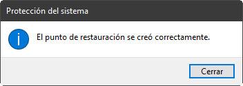 System Restore, un salvavidas contra los fallos de Windows 10 33