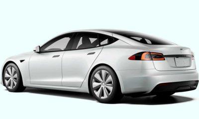 Tesla Model S estrena nuevo diseño y mayor autonomía