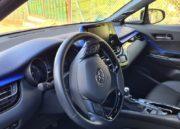 Toyota C-HR 180H, intensidad 67