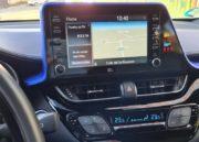 Toyota C-HR 180H, intensidad 83