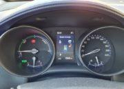 Toyota C-HR 180H, intensidad 85