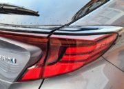 Toyota C-HR 180H, intensidad 93