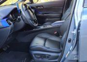 Toyota C-HR 180H, intensidad 103