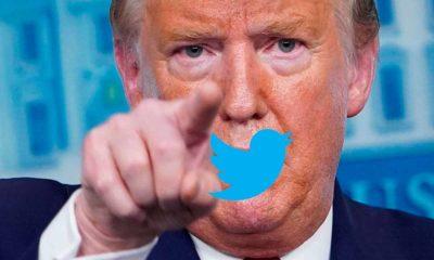 Redes sociales y servicios online le cierran sus puertas a Donald Trump