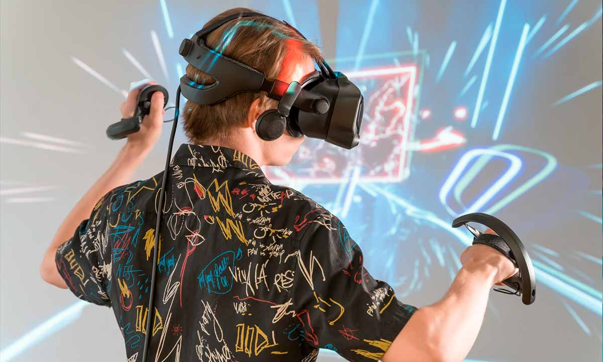 Steam, virtual reality and 2020