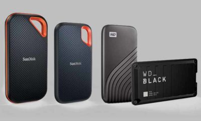 Western Digital actualiza sus SSD portátiles en CES 2021