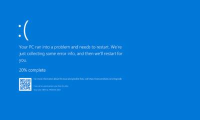 Windows 10 error vulnerabilidad pantallazo azul BSOD