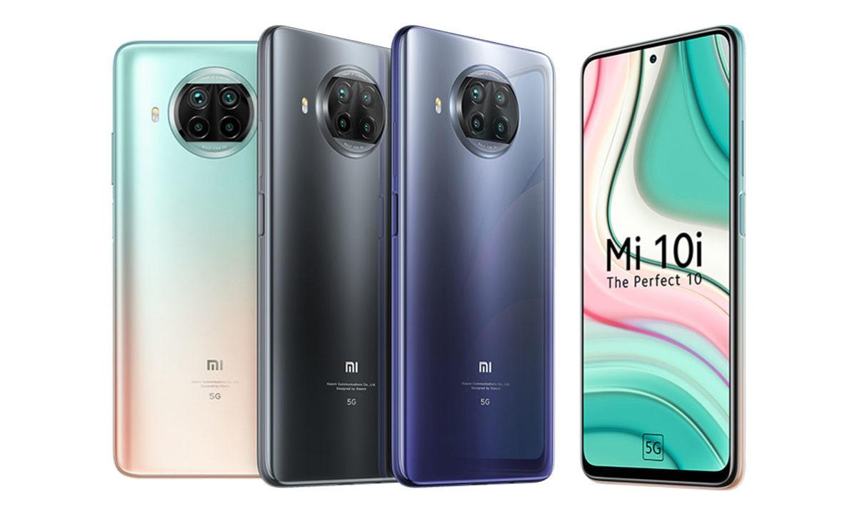 Xiaomi Mi 10i 5G Colores