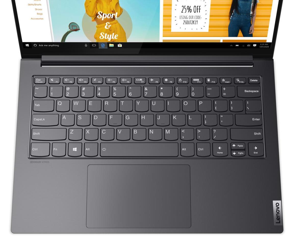 Lenovo presenta el ultraportátil premium, Yoga Slim 7i Pro 29