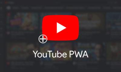 YouTube PWA