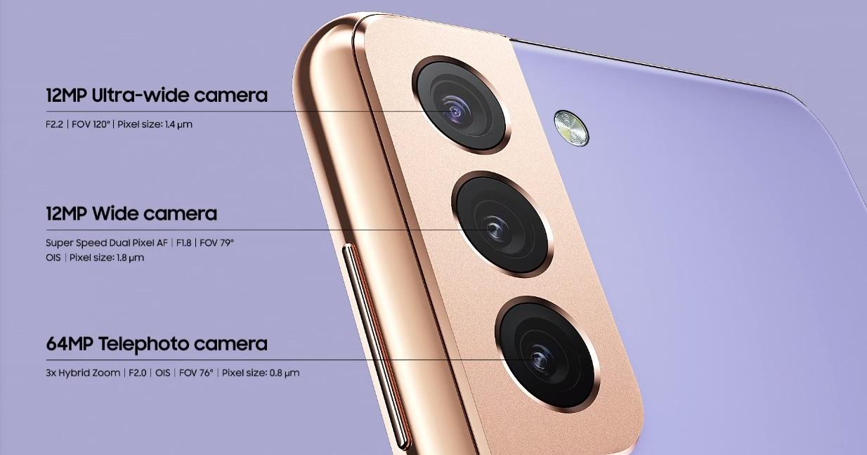 Samsung Galaxy S21, Galaxy S21+ y Galaxy S21 Ultra: especificaciones y precios 30