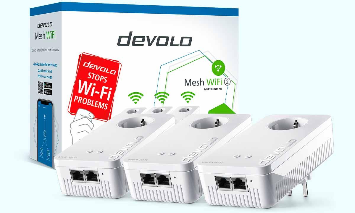 devolo Mesh WiFi 2: apaga el router, por favor