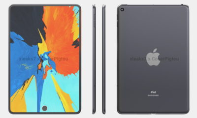 Apple busca aumentar cuota en tablets con el iPad Mini 6 3