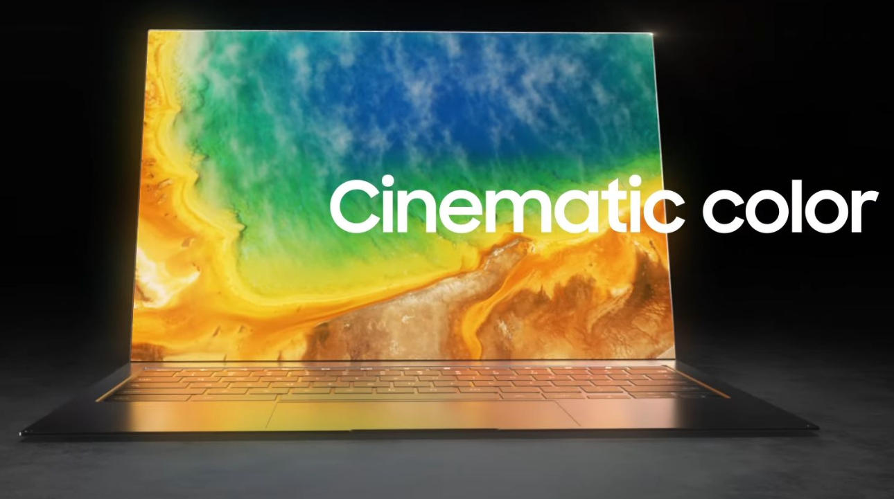 pantallas OLED para portátiles