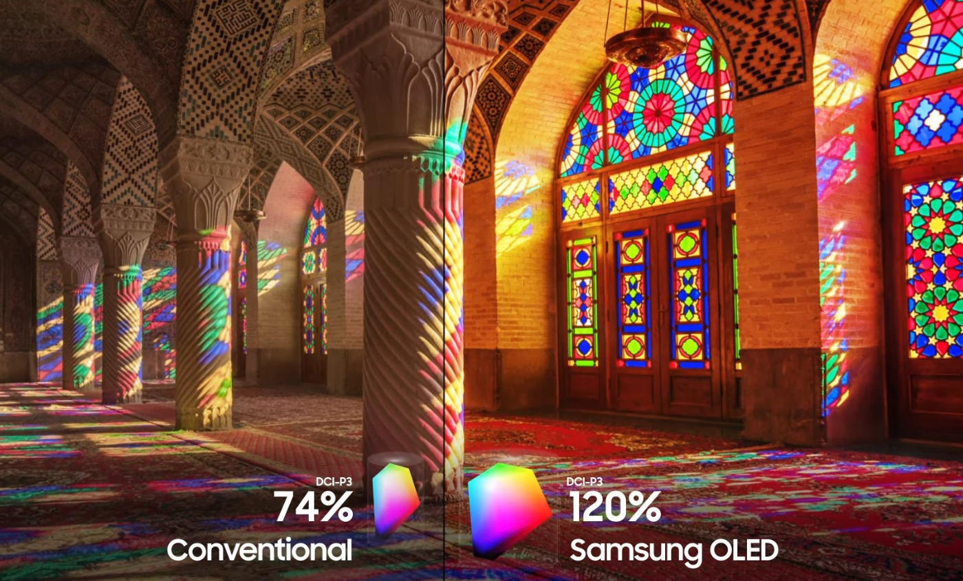 Las pantallas OLED para portátiles llegarán masivamente en 2021 de la mano de Samsung 34