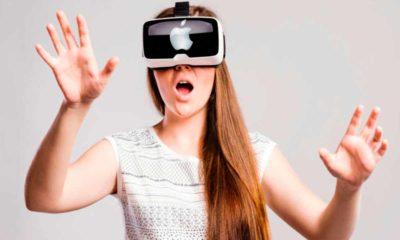 El visor de Apple de realidad virtual tendrá dos pantallas 8K y costará 3.000 dólares