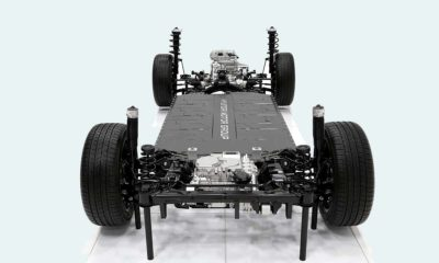 Apple Car: construido sobre la plataforma E-GMP de Hyundai