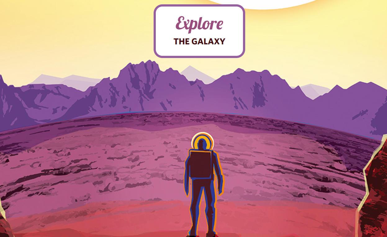 Diez sitios web de astronomía para visitar el Universo desde casa 33
