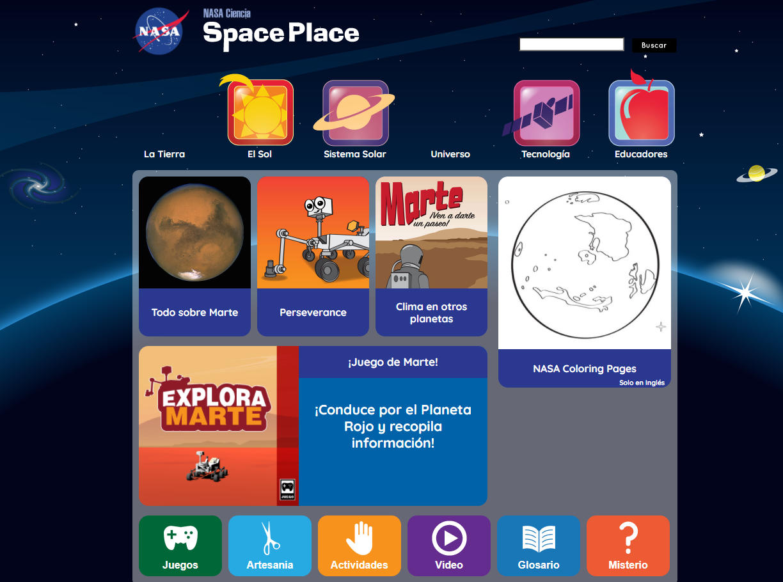 Diez sitios web de astronomía para visitar el Universo desde casa 36