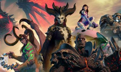 BlizzCon 2021 Blizzard Blizzconline