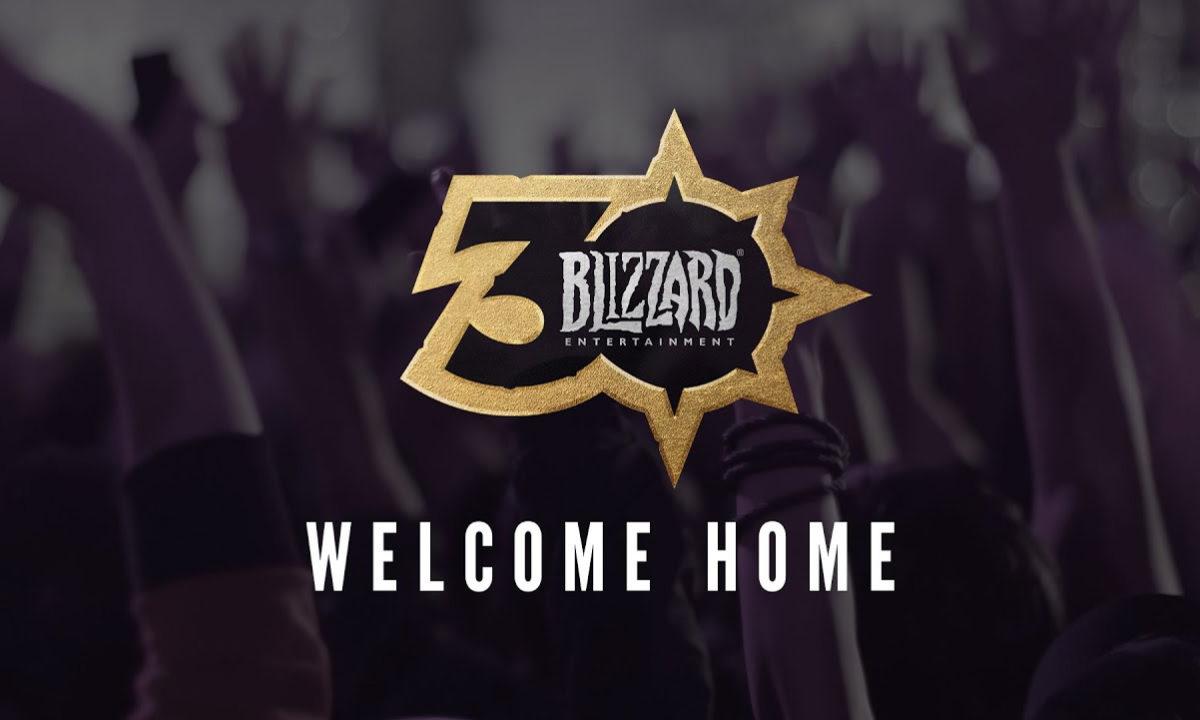 30e anniversaire de Blizzard